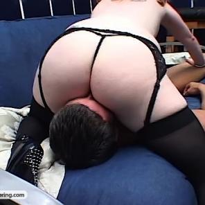 Stocking and smothering0 #585553