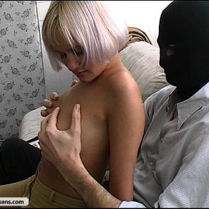 Obedient Blonde Slave #585671
